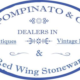 Red Wing Stoneware by Spompinato & Co.