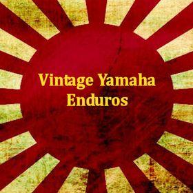 Vintage Yamaha Enduros