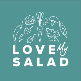 Love my Salad - Easy & healthy salad and vegetable recipes