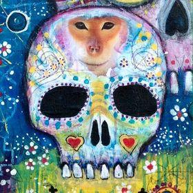 Artist Karen Hickerson