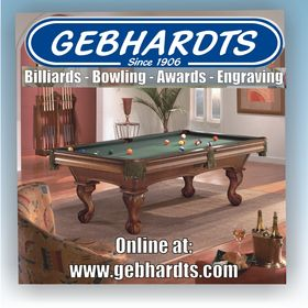 Gebhardts Billiards & Home Recreation