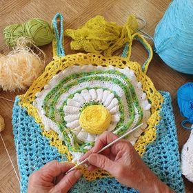 Tricot Art Crochet la Tête Ailleurs Créations