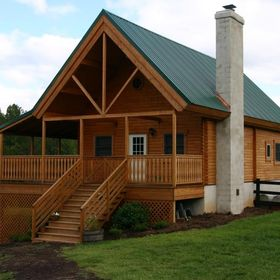 Conestoga Log Cabins & Homes