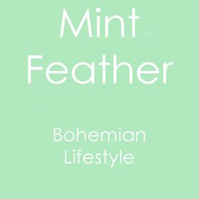 Mint Feather
