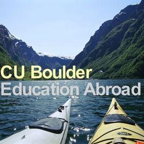 CU Boulder Education Abroad