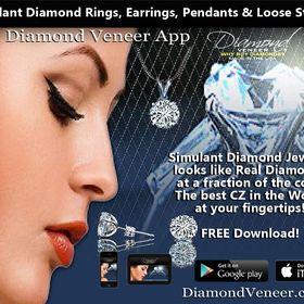 Diamond Veneer jewelry