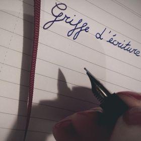 Griffe d'écriture