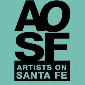 AOSF Gallery Denver Artists on Santa Fe