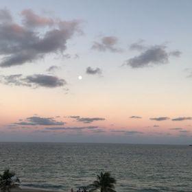Waikuku Beach Plain Long Sleeve T Shirt Sky Blue