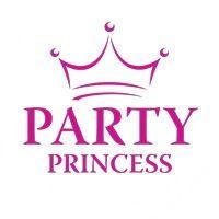 party-princess ★ Hochzeitsdeko ★ Kindergeburtstag ★ Party Deko