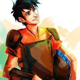 Fan of Percy-Eragon-Aang -Books
