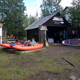 McCarthy River Tours & Outfitters