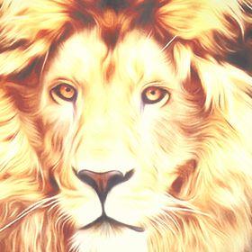 Lions ornaments