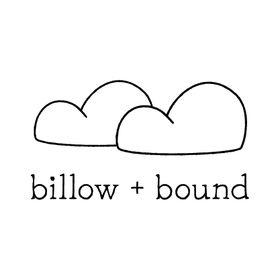 billow + bound