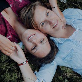Atemberaubende lesbische Babes Uma und Blake machen es wunderschön