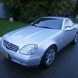 For Front For Mercedes Benz CLK320 CLK430 CLK55 AMG SLK230 SLK32 Door Stop URO