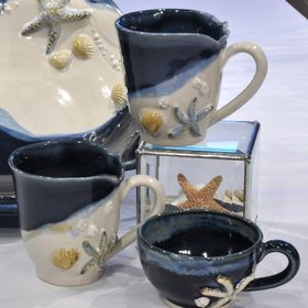 Mussels and More Pottery