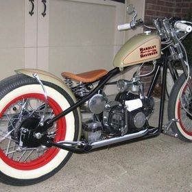 Harley Davidson Motorcycle Pictures