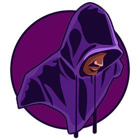 Twitch Hoodie Purple