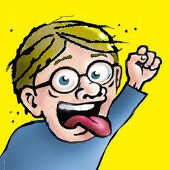 Andy- atheist cartoonist