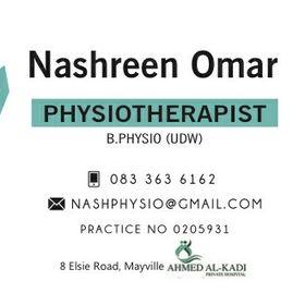 Nashreen Omar