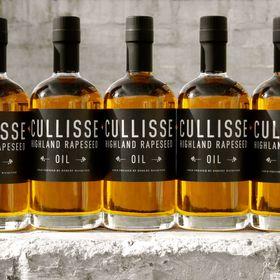 CULLISSE Highland Rapeseed Oil