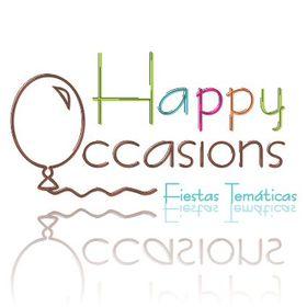 Happy Occasions Fiestas Tematicas