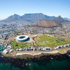Fly to Cape Town