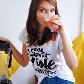 Ruxandra  | Vegetarian Blogger