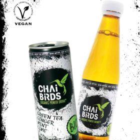 CHiA BiRDS - CHAi BiRDS - ORGANIC POWER DRINK