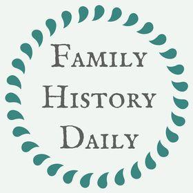 Family History Daily | Genealogy Help & Tips