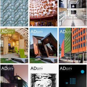 Архитектурный журнал AD city's Pinterest Account Avatar