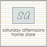 saturday afternoons home store