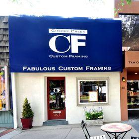 Cherry Creek Custom Framing