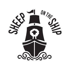 SHEEP ON THE SHIP