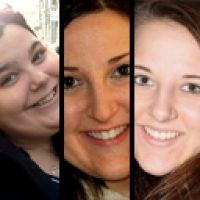 Three Ladies and Their Babies
