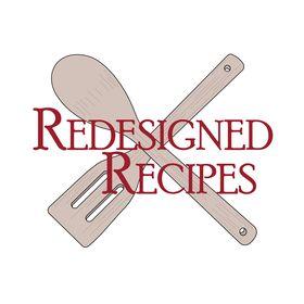 Redesigned Recipes