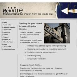 Missional: reWire