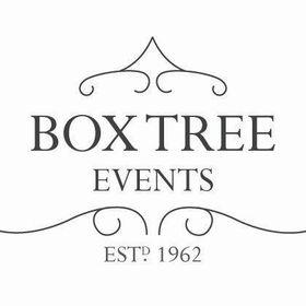 Box Tree Events