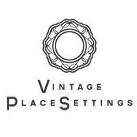 Vintage Place Settings