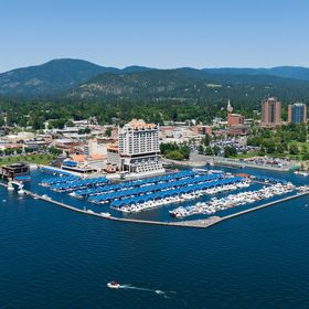 The Coeur d'Alene Golf and Spa Resort