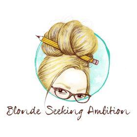 Blonde Seeking Ambition