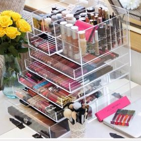 HerClutterBox - THE MAKE-UP STORAGE COMPANY