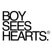 Boy Sees Hearts