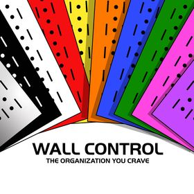 Wall Control Pegboard