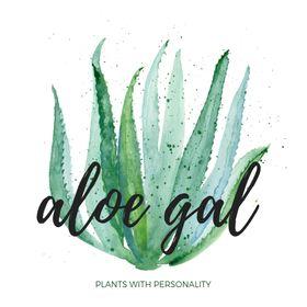 Aloe Gal Plants & Decor