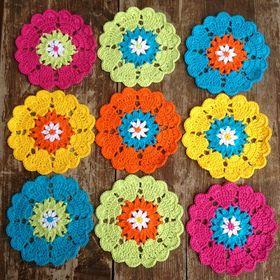 Joyce loves Crochet