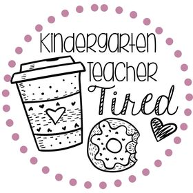 Kindergarten Teacher Tired