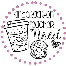 Kindergarten Teacher Tired