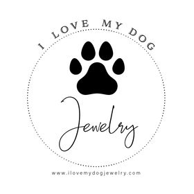 I LOVE MY DOG JEWELRY